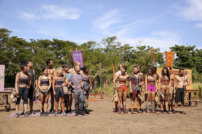 Survivor: Millennials Vs. Gen-X tribes