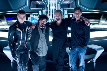 Tron cast includes Jeff Bridges