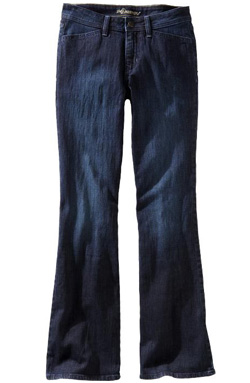 Bargain buy: The Dreamer embroidered-pocket trouser jeans ($25 at Old Navy)