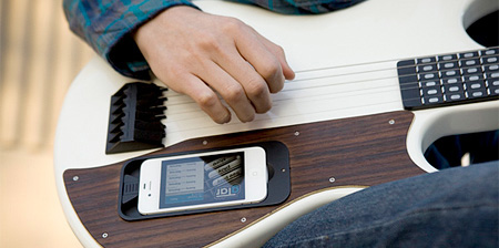 iPhone Guitar