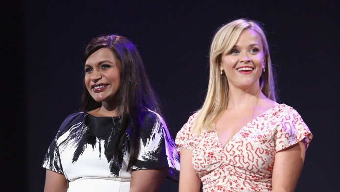 Reese Witherspoon Had a Mindy Project