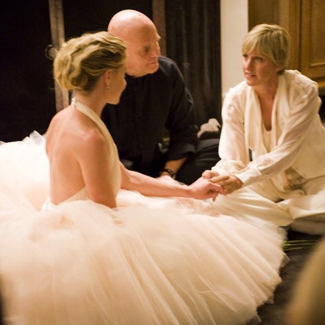 Celebrity Who Wore Unconventional Wedding Dresses: Portia De Rossi | Celebrity Weddings