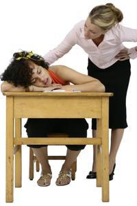 Help teens get the sleep they