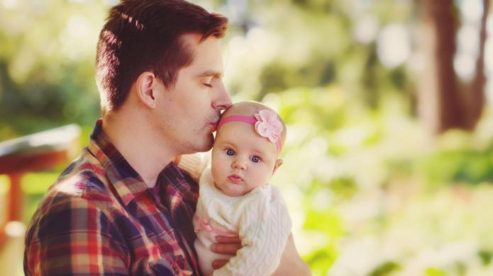 An ode to the modern father