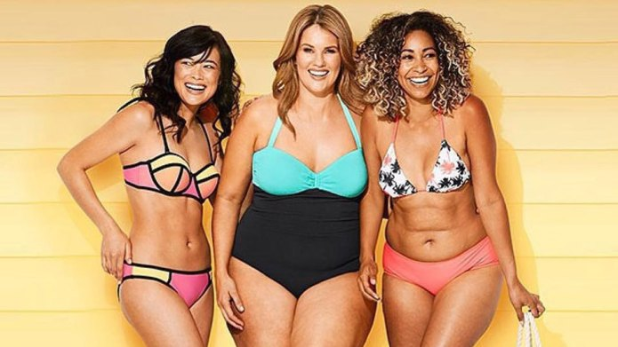 'Skinny' and 'plus size' are not