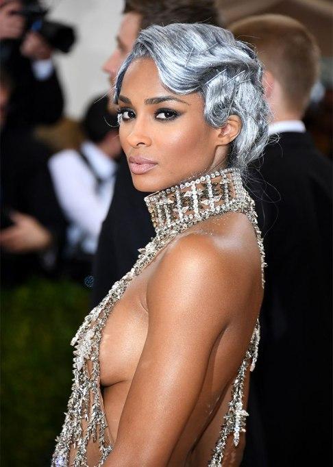 Celebrity Wig Looks: Ciara | Halloween 2017
