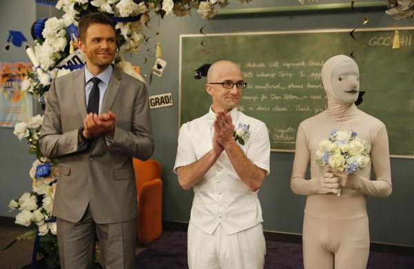Community finale: The baddest game of