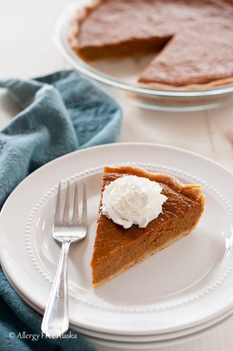 New Twists on Classic Thanksgiving Pies: Allergy-Friendly Pumpkin