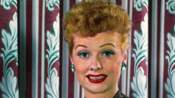 Lucille Ball is being honored with