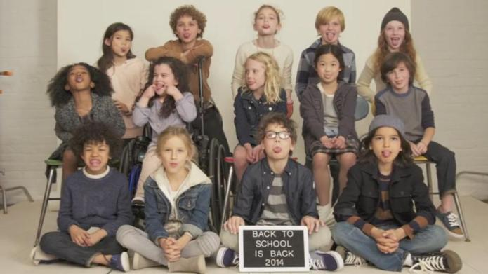 This GapKids commercial can lead to