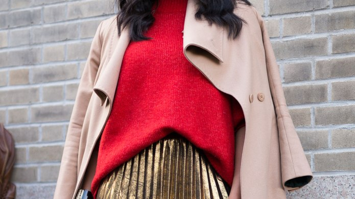 45 Holiday Outfit Color Combos That