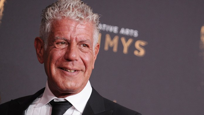 Anthony Bourdain Dies in France at
