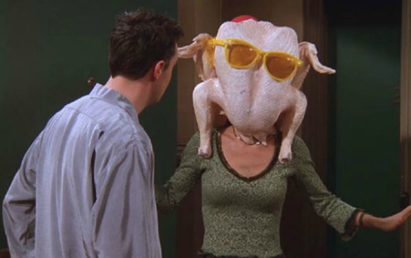 Thanksgiving movies & TV shows to stream on Netflix: 'Friends'