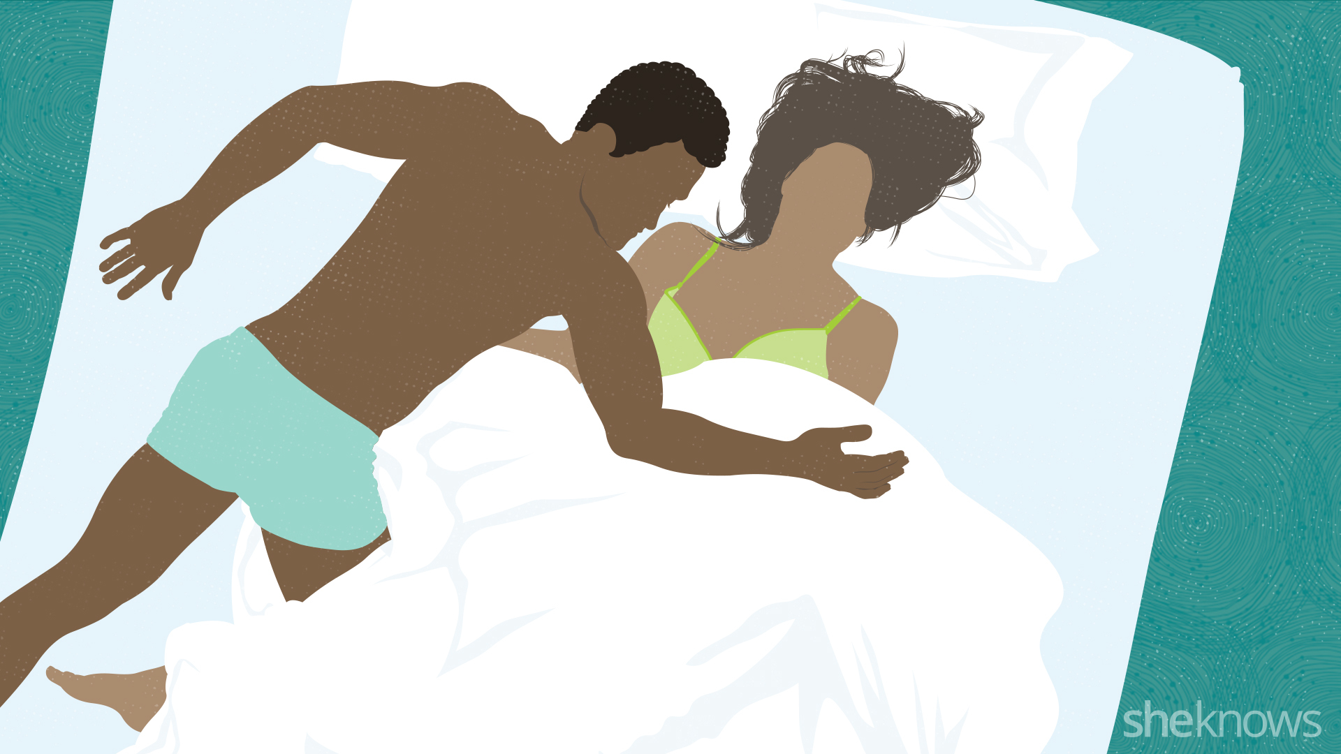 8 Sleeping positions that reveal a lot about your