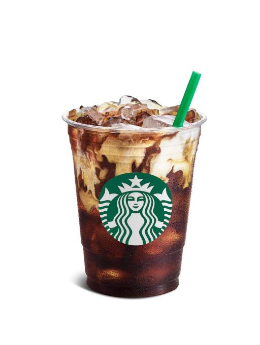 Nitro cold brew Starbucks