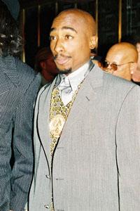 15 year anniversary of Tupac Shakur's death