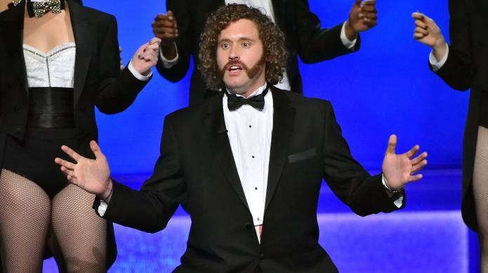 Just so you know, T.J. Miller