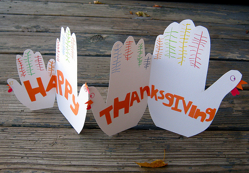 Turkey Thanksgiving Card | Sheknows.com