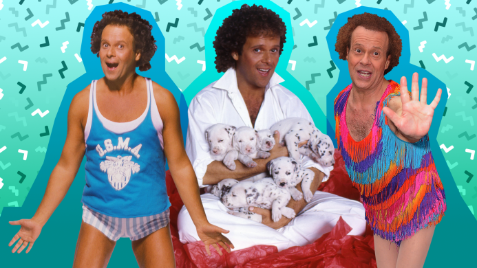 Like a Fine Wine, Richard Simmons'