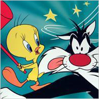 Tweety and Sylvester