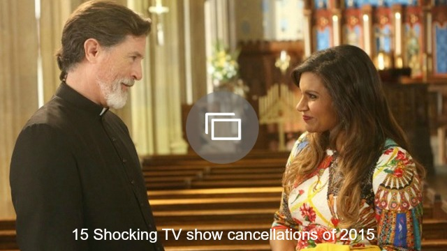 tv cancellations 2015 slideshow