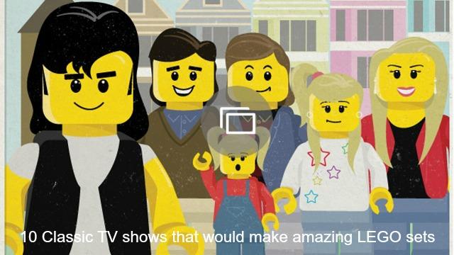 tv lego sets slideshow