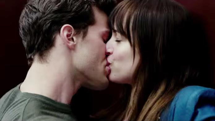 Fifty Shades: We counted all full-frontal