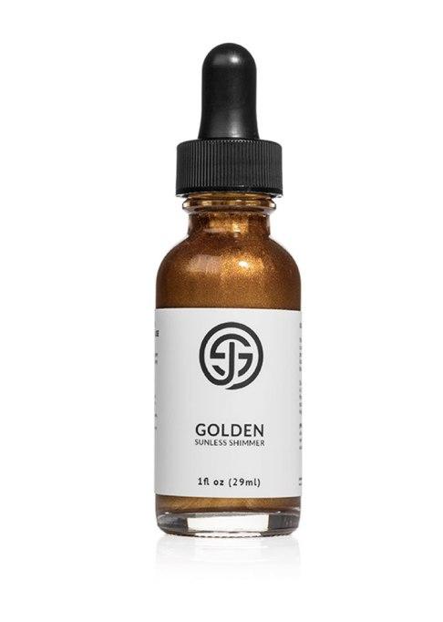 Sjolie Golden Shimmer Drops