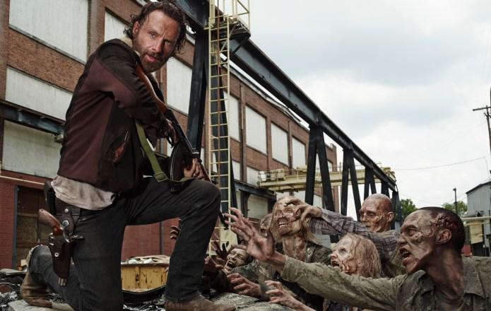 The Walking Dead has major Season