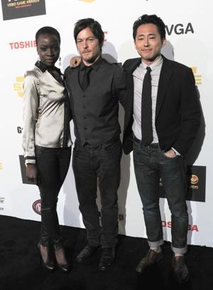 The Walking Dead at NAVGTR Awards