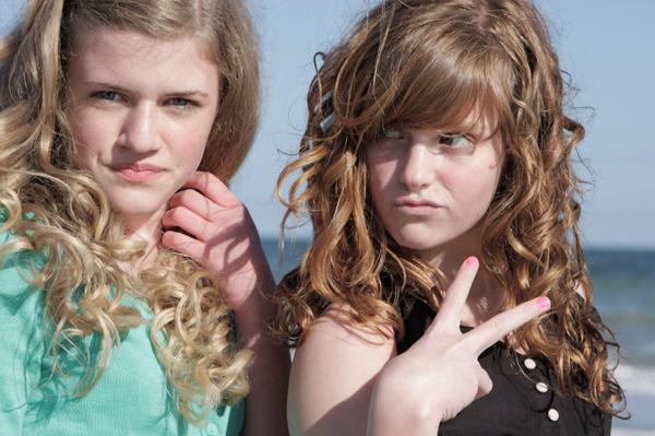 Tween Girl Friends