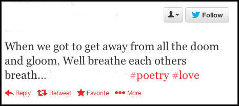 16 Tweets that were meant to be romantic
