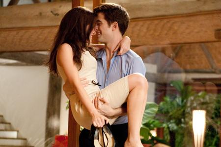 Twilight Breaking Dawn Edward and Bella