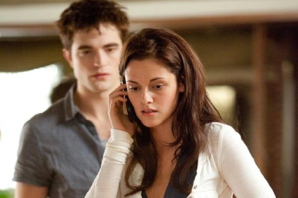 The Twilight Saga: Breaking Dawn - Edward and Bella