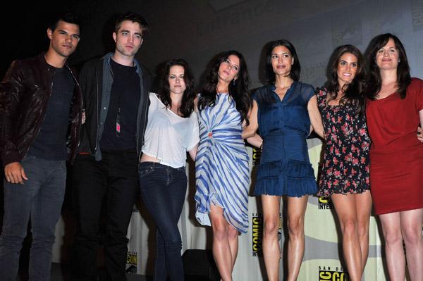 Twilight fan killed at Comic-Con