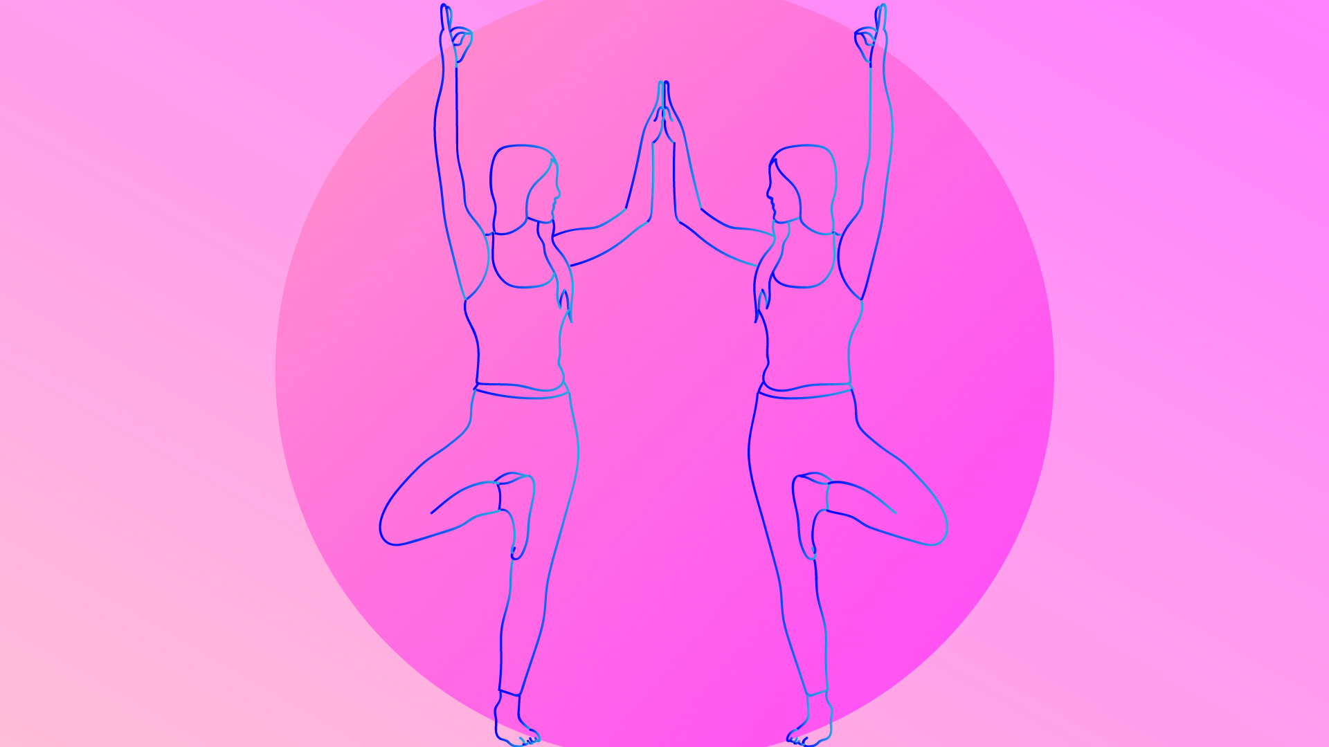 7 Beginner Yoga Poses For Couples Sheknows