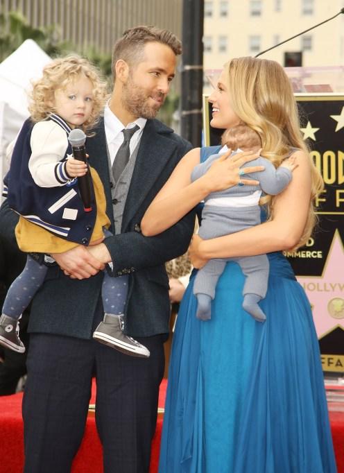Celebrity babies with September birthdays: Ines Reynolds