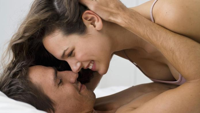 Yoga moves that double as sex