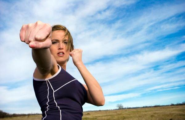 Self-defense moves every woman should know