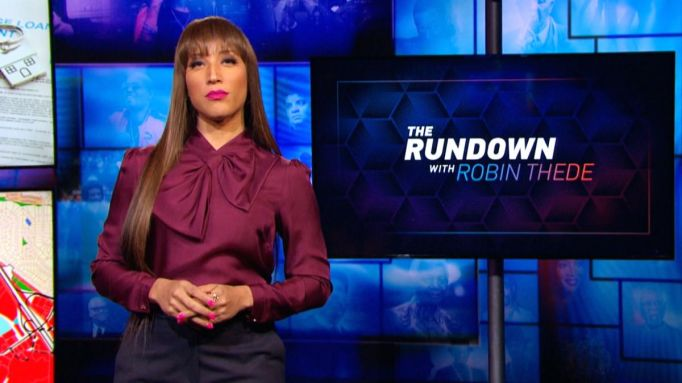 photo from 'The Rundown With Robin Thede'