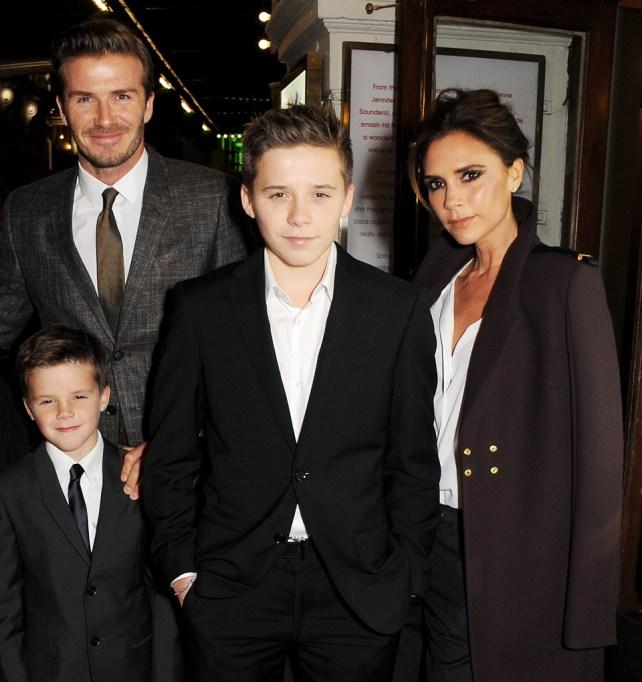 Celebrity babies with September birthdays: Romeo Beckham