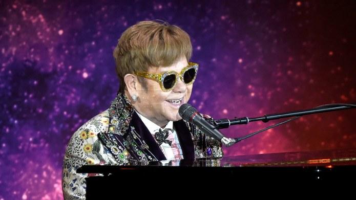Elton John Will Quit Touring, Says,