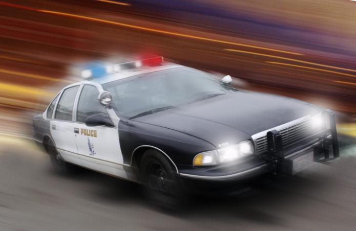 Mom leads cops on a high-speed