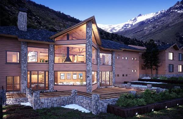 6 Best mountain lodges for a