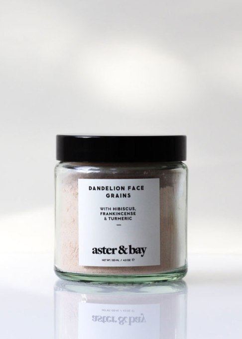 Aster & Bay Dandelion Face Grains