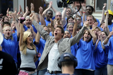 Ty Pennington lives for the Extreme Makeover: Home Edition reactions