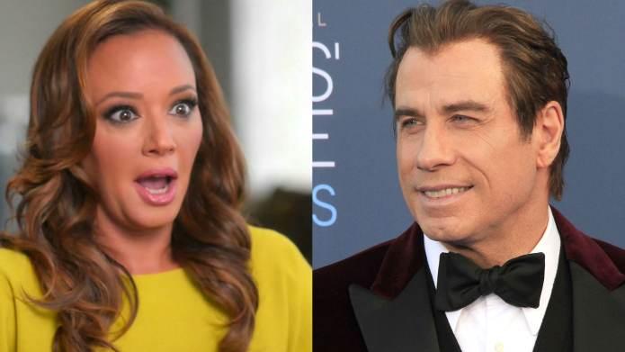 According to Leah Remini, John Travolta