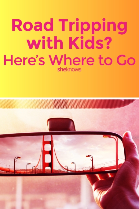 Road Tripping With Kids - Best Travel Destinations for Families