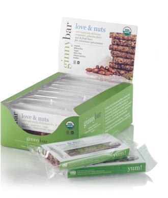 New vegan product: Ginnybakes Love and