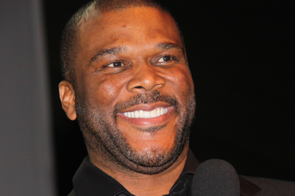 Tyler Perry Studios up in flames Tuesday night